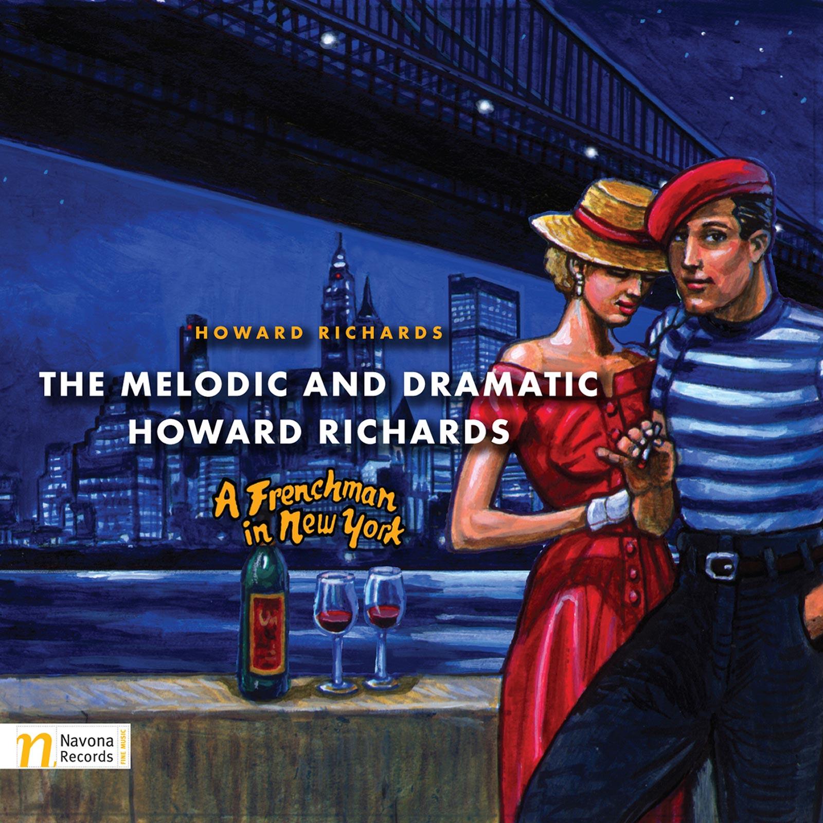 The Melodic & Dramatic Howard Richards