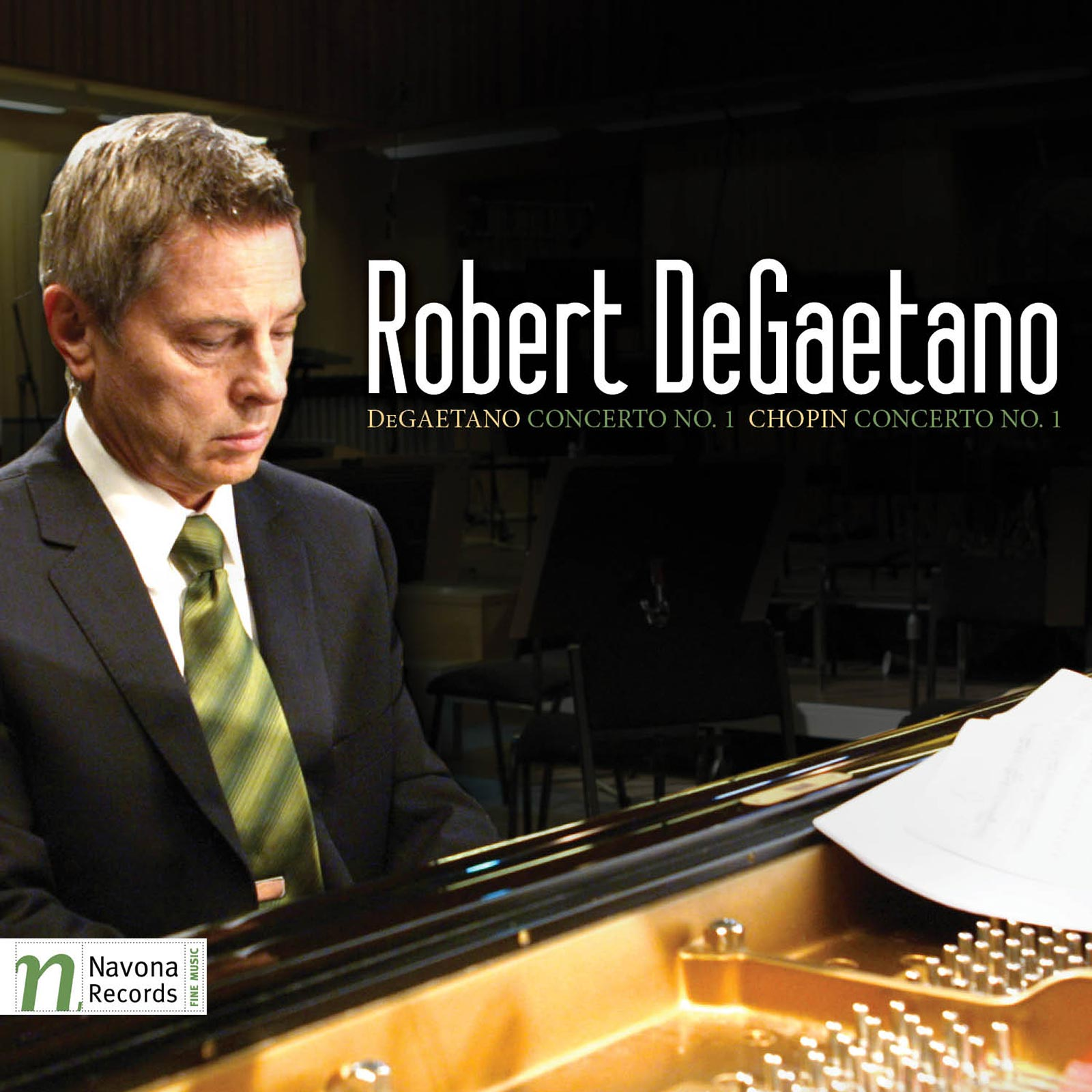 Degaetano Concerto No. 1 | Chopin Concerto No. 1