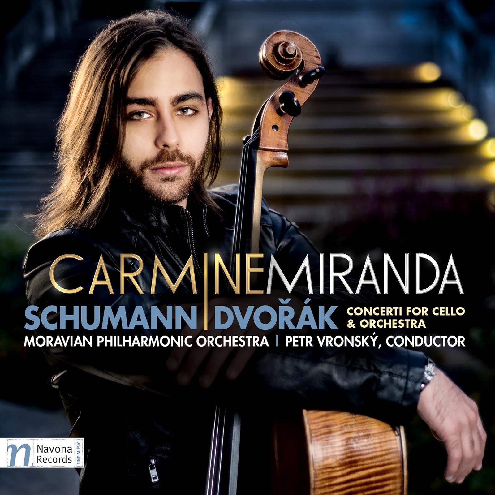 Schumann | Dvořák: Concerti For Cello & Orchestra