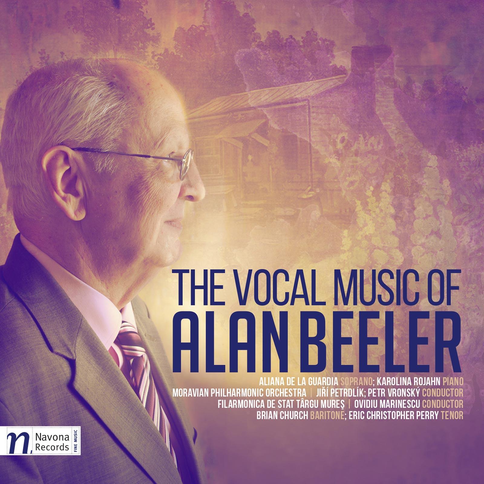 The Vocal Music Of Alan Beeler