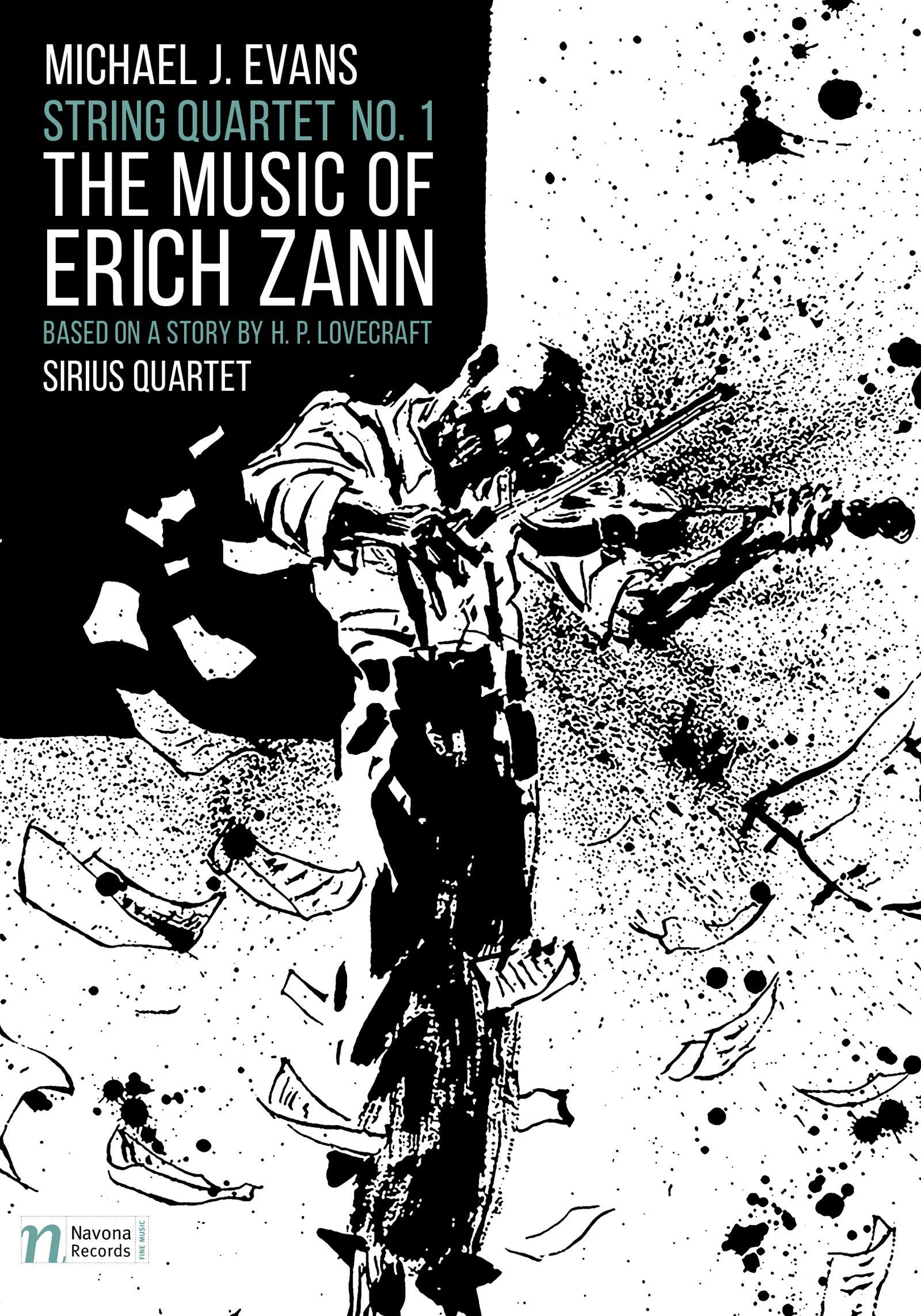 String Quartet No. 1 The Music of Erich Zann