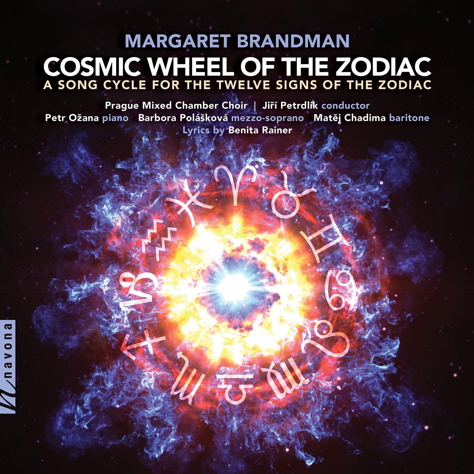 Cosmic Wheel of the Zodiac
