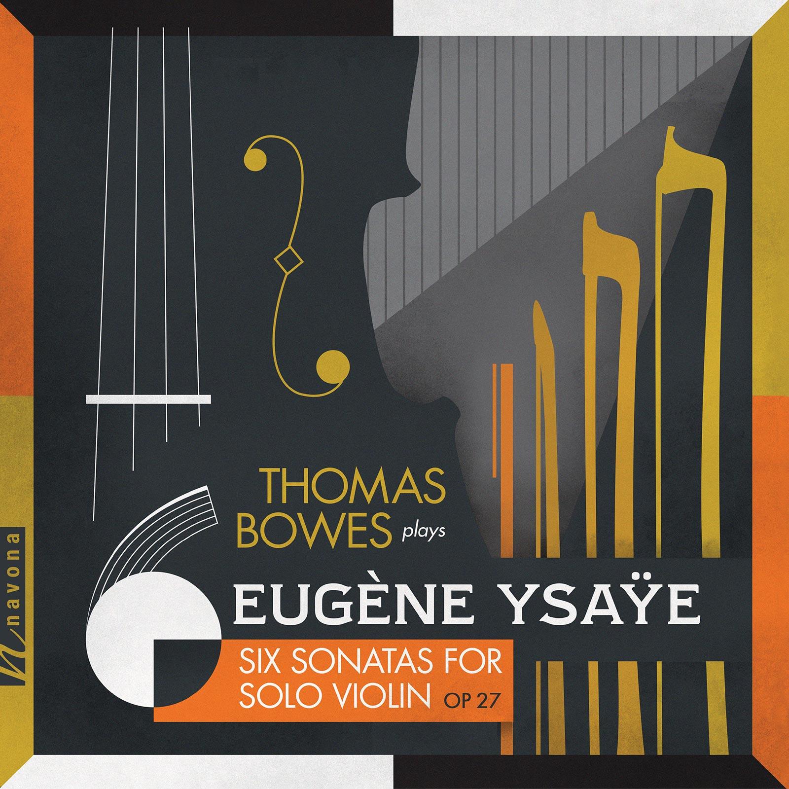 Six Sonatas for Solo Violin
