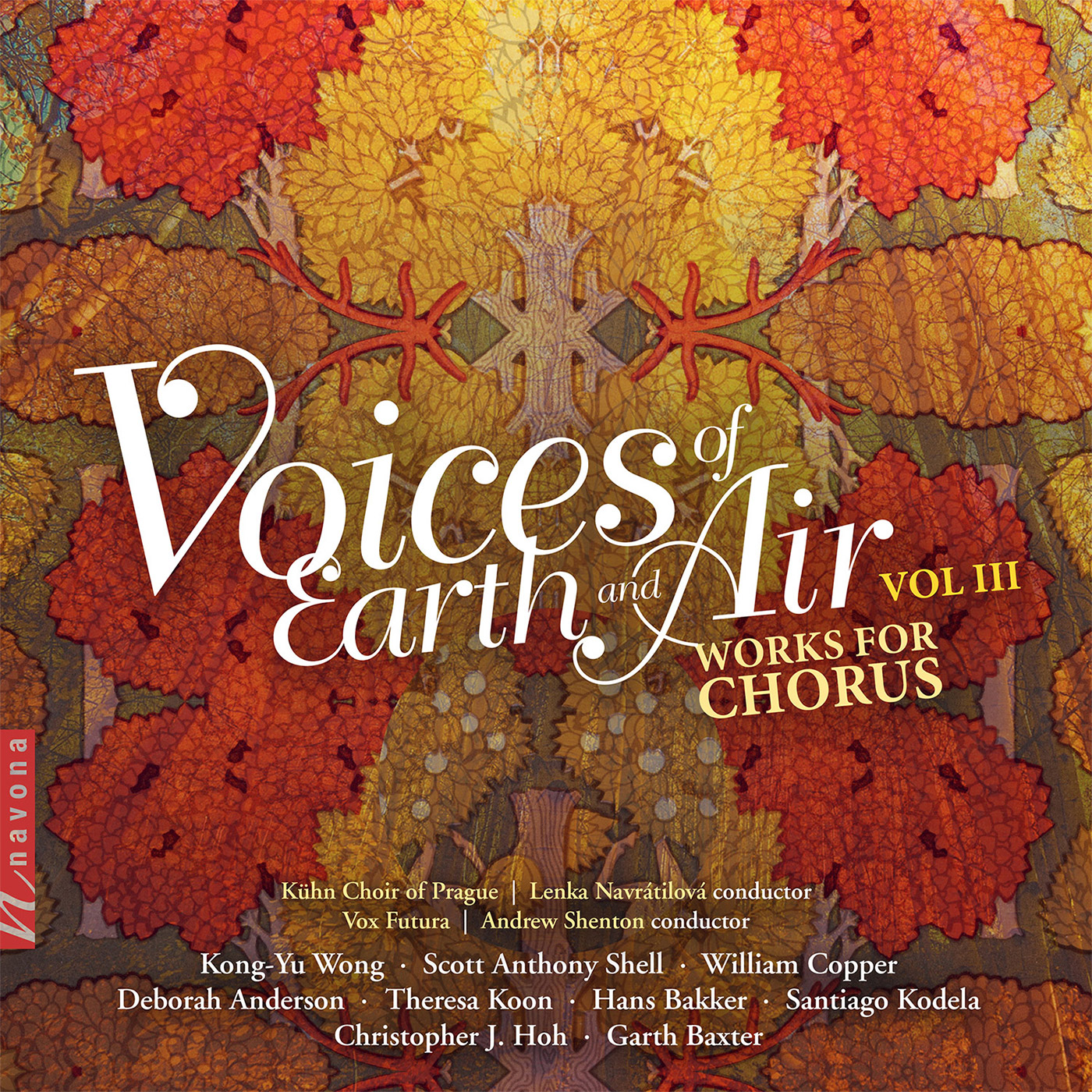 Voices of Earth and Air Vol. 3