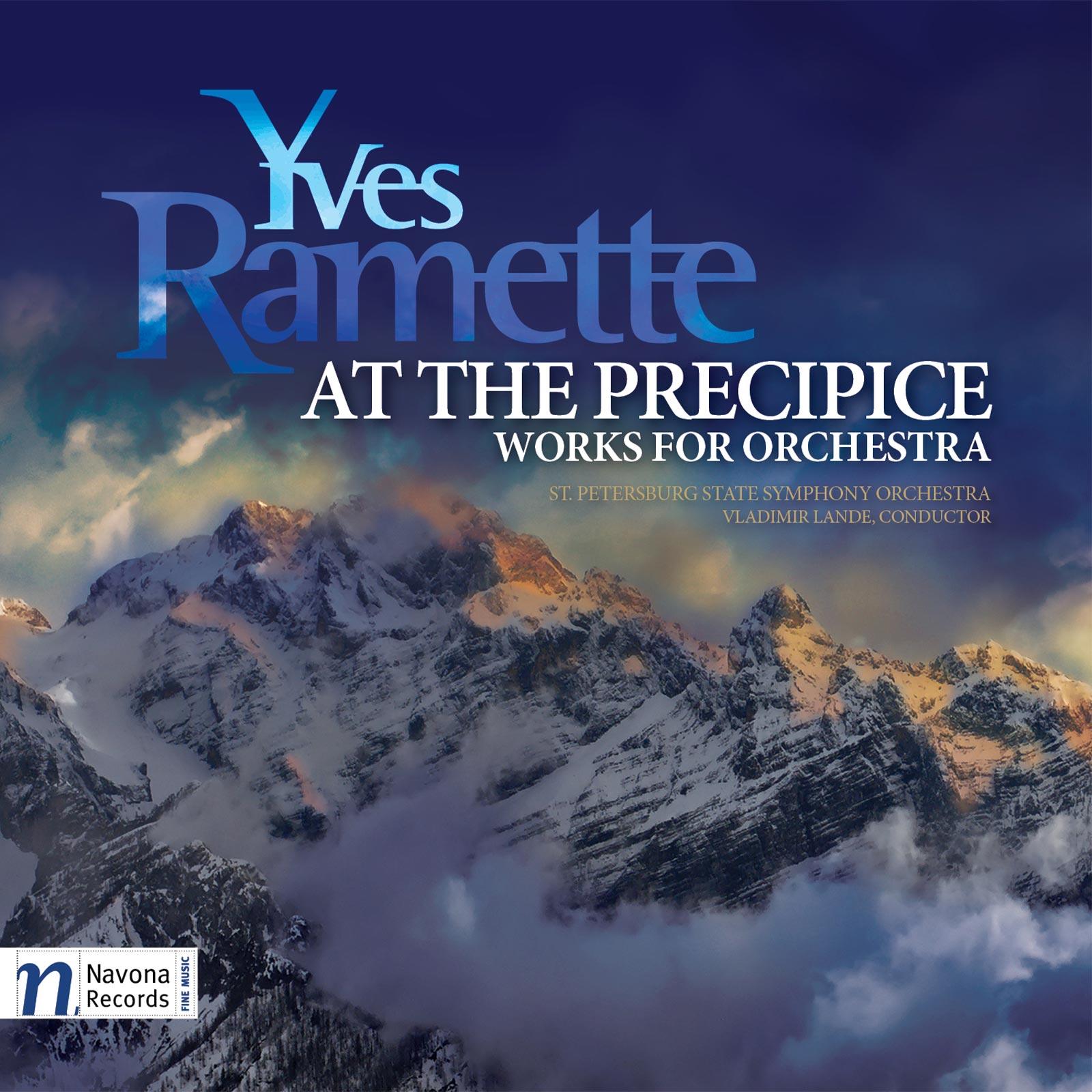 At the Precipice