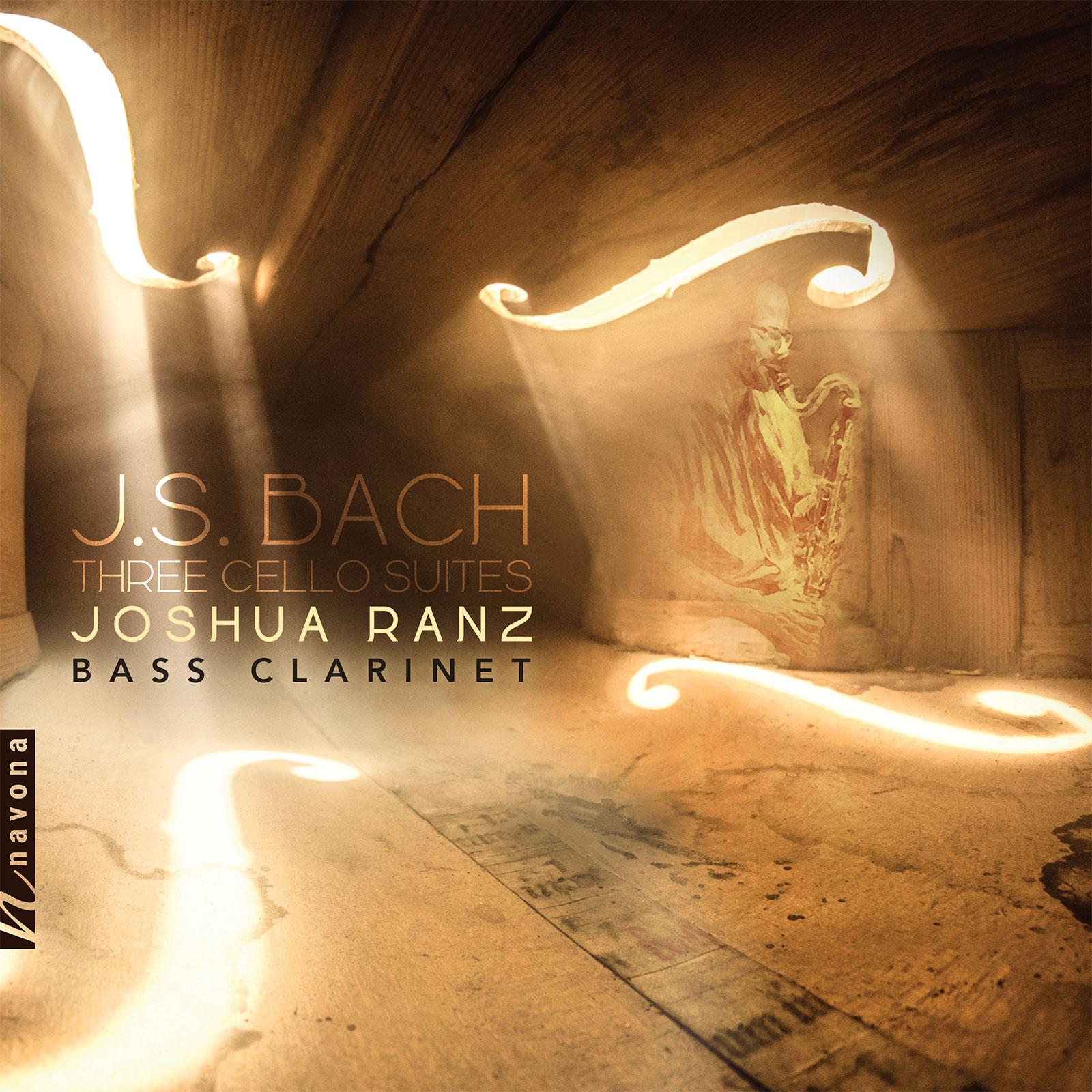 J.S. Bach: Three Cello Suites